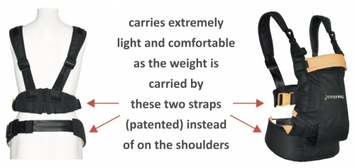 Baby Carrier Dynamic-4